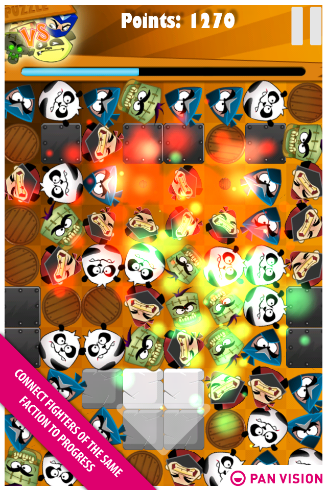 Screenshot PvNvZvP: Puzzle Wars