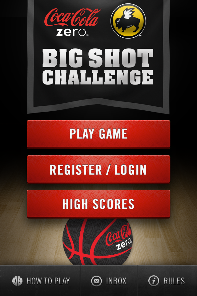 Screenshot Big Shot Challenge